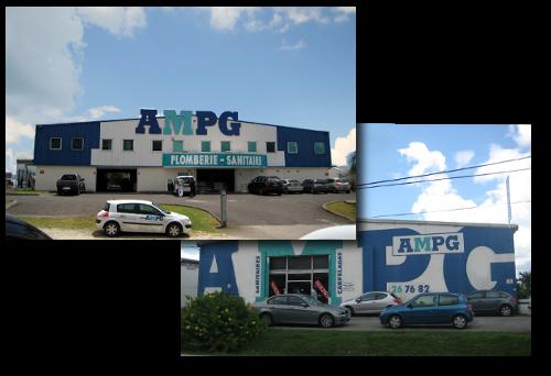 Merci à la Société AMPG qui a offert le carrelage de la chatterie et qui offre tous les sanitaires ! MERCI pour votre générosité !