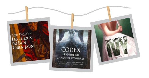 Top Ten Tuesday #33 — Ces 10 livres que j'ai commencé en 2016 et que je n'ai jamais fini !