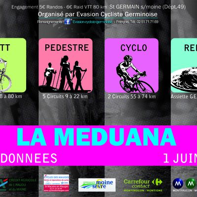 La Meduana - 1er juin 2014