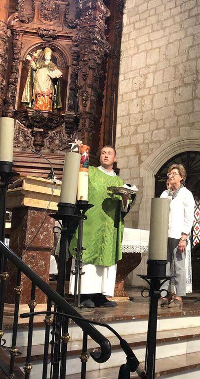 Comienzo de catequesis y celebración del envío de los catequistas