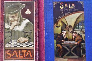 le SALA de SALA, copie du SALTA ?