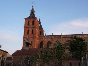 D'Astorga à Rabanal del Camino