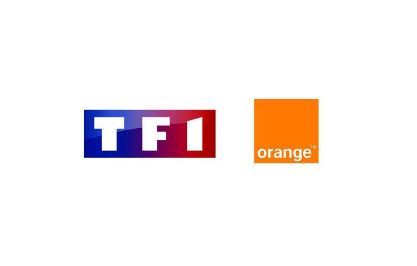 Orange et TF1 annoncent la signature de deux accords structurants