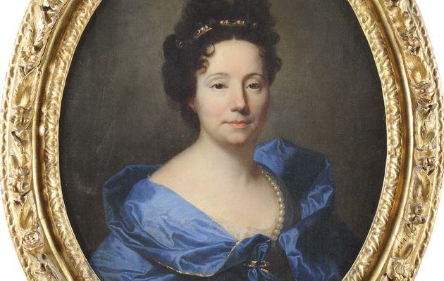 Hyacinthe Rigaud et « l'inconnue en bleu »