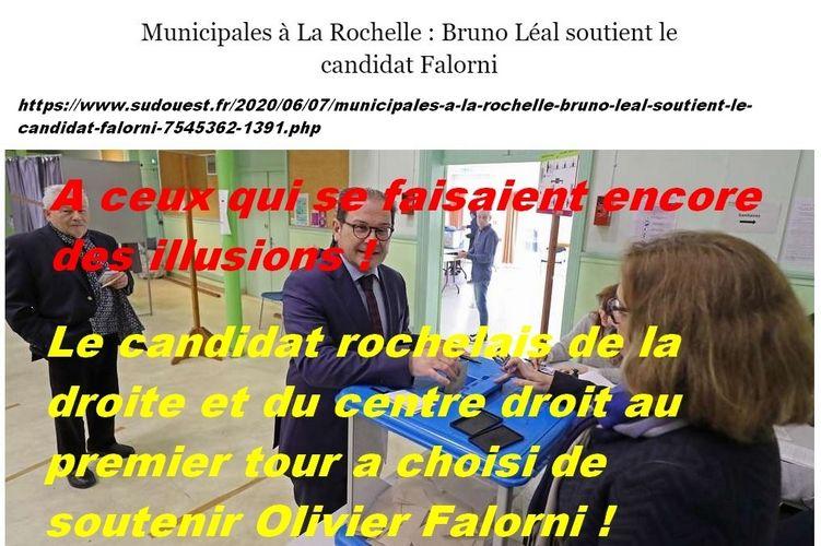 2iéme tour Municipales 2020 : à La Rochelle, je fais le choix... de ne pas choisir entre les trois nuances de libéralisme !