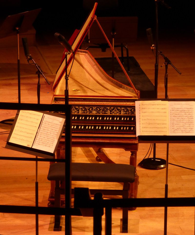 Concertos pour clavier de Bach par Café Zimmermann – Auditorium de Radio France