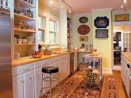 Outline Ideas For Galley Kitchens