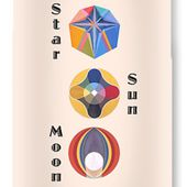 Star Sun Moon Text IPhone Case for Sale by Michael Bellon