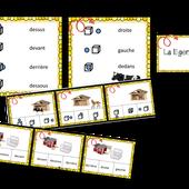 Animaux de la ferme : Cartes à pinces Topologie - Mes tresses D Zécolles