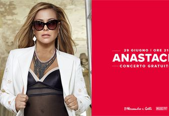 LA GRANDE NOTTE DELLA MUSICA AL MANTOVA OUTLET VILLAGE: ANASTACIA IN CONCERTO... GRATUITO