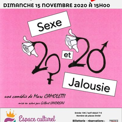 SeXe et Jalousie (Changement d'horaire !)