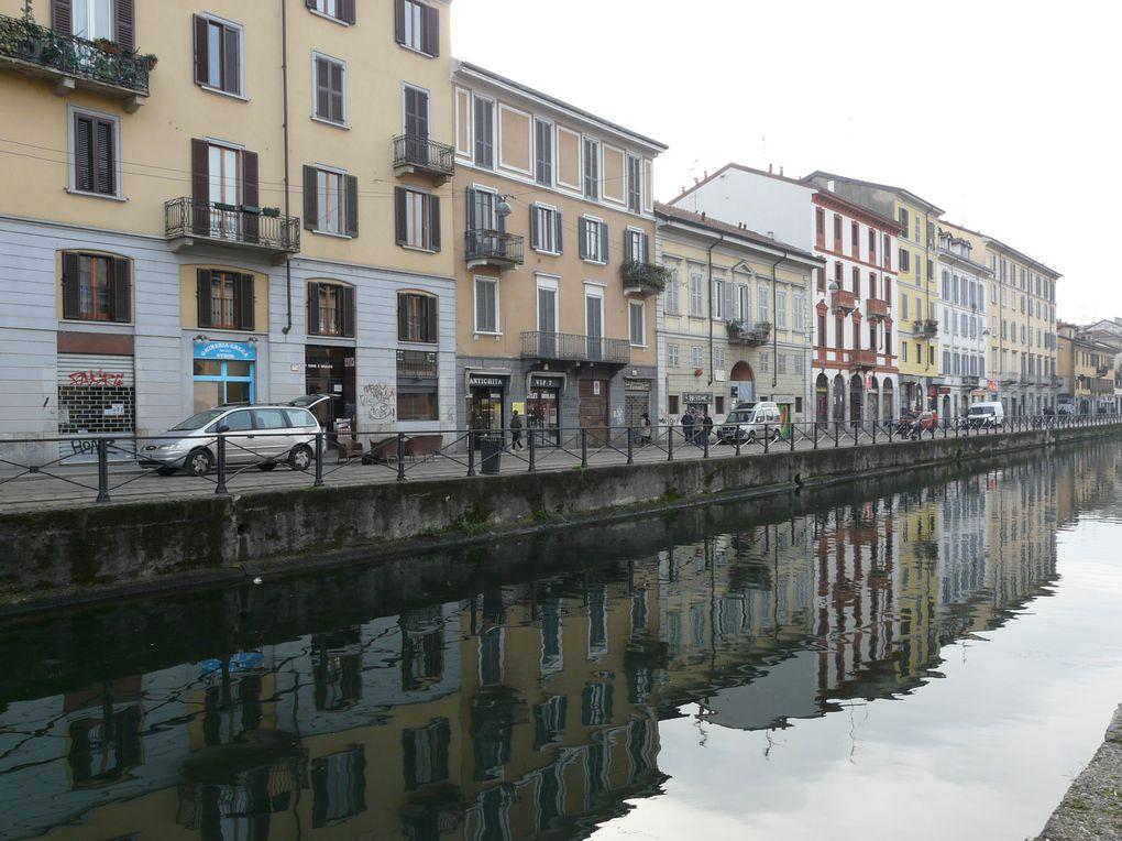 Trois jours dans les musées de Milan mais aussi à flâner dans les rues si diverses de cette ville aux visages si différents