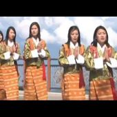 Dechen Lhundrup Bhutanese Music Video Traditional Song & Dance