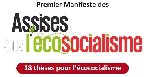 Éco. quoi ? Écosocialisme ! Mais de quoi parle t-on ?