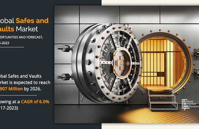Safes and Vaults Market is influenced by the rise in demand for technologically advanced products