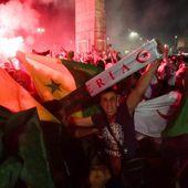 Ces Algériens qui transforment la France en champ de guerre après les matches