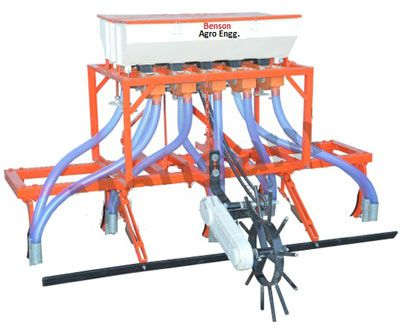 The Advantages of Using a Seed Drill Machine over Other Machines