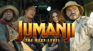 Jumanji, the next level  ( Jumanji 2 )