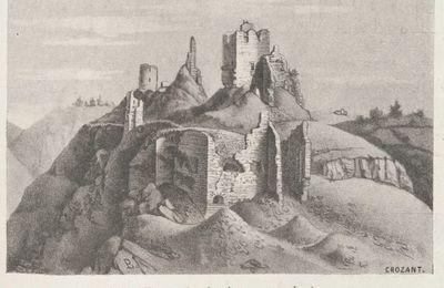 Le Limousin au XVIIIe s – Histoire et Légendes -1 Crozant