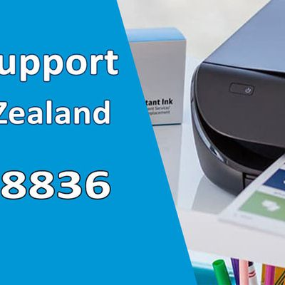 Solve your HP Printer Issues of Paper Jam with +64-9889-8836