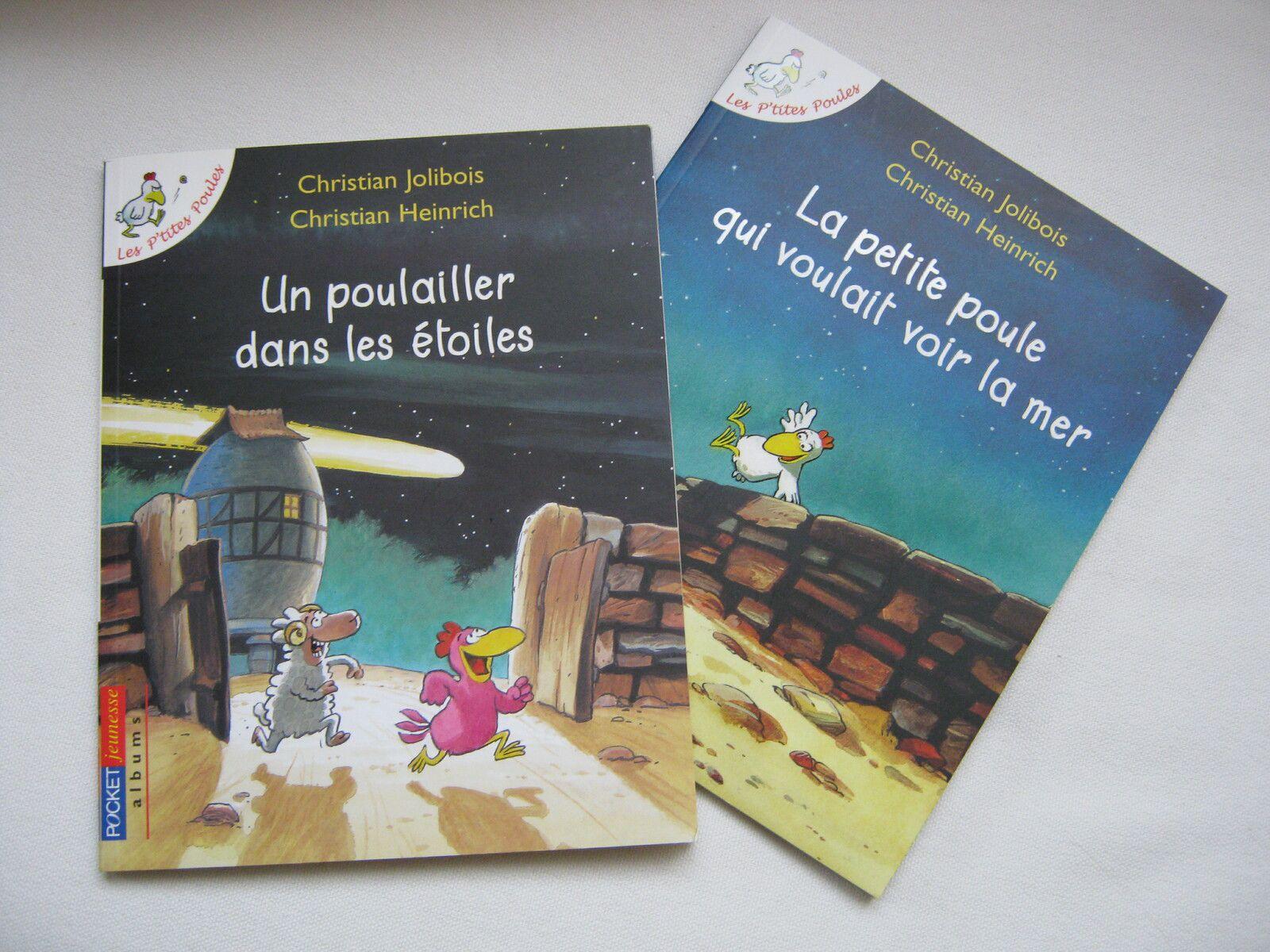 Les livres des petites poules, on est fan ! Parfait pour notre semaine à thème sur les poules !