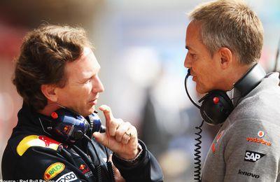 Red Bull quitte Ferrari pour McLaren