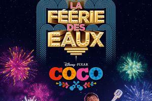 La Féerie des Eaux avec Coco au Grand Rex !