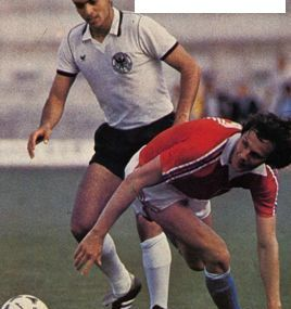 Championnat d'Europe des nations 1980 en Italie, Groupe 1: Tchécoslovaquie - Allemagne de l'ouest