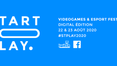 [ACTUALITE] Start To Play - Une édition 100% virtuelle
