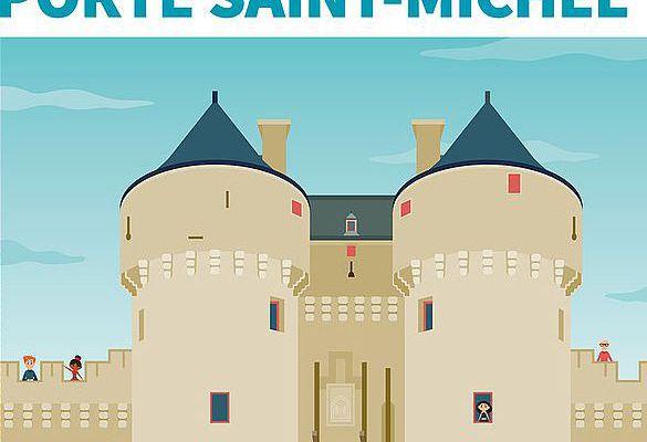 Guérande - La Nuit des Musées aux Remparts - Samedi 3 juillet 2021