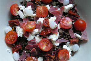 petite salade du soir #1