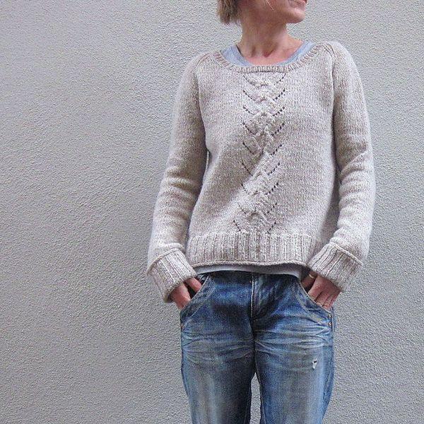 Ravelry-Kaufanleitung: Mailin von Isabell Krämer