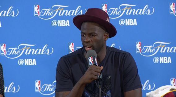 Le MVP des Finales NBA jusqu'ici, c'est bien Draymond Green