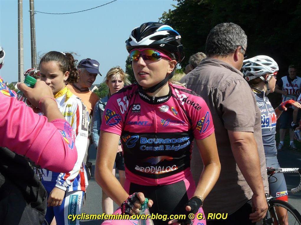 photos Gwénaëlle RIOU tour de Bretagne féminin 11 au 14 juillet 2013