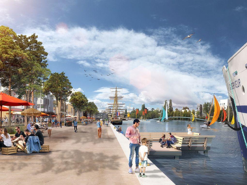 Crédits (c) Communauté urbaine Caen la mer