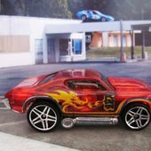 69 CHEVELLE SS TOONED HOT WHEELS 1/64 - car-collector.net
