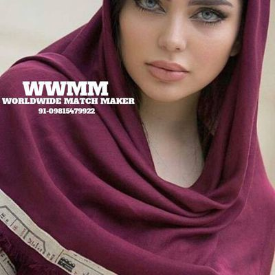 WELCOME TO THE WORLD OF MUSLIM BRIDES 91-09815479922 WWMM