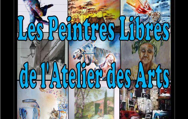 Exposition : Les Peintres Libres de l'Atelier des Arts ASV - jusqu'au 24 Mars - Villebon