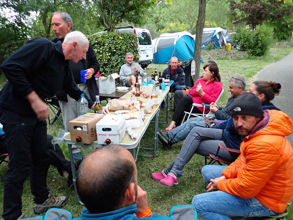MINI CAMP DANS L'AUDE   22-23-24 MAI 2021