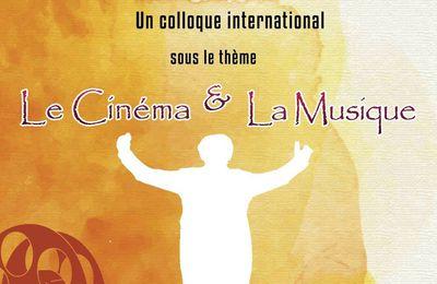 """Colloque international """"Musique & Cinéma"""" à Safi au Maroc"""