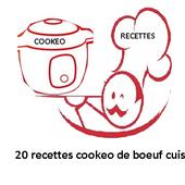 20 recettes cookeo de Boeuf cuisiné le PDF gratuit |