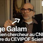 """Marine Le Pen aurait pour la première fois une chance de gagner l'élection et de briser le """"plafond de verre""""."""