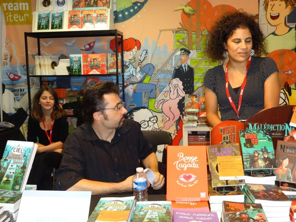 En direct du Salon du livre et de la presse jeunesse de Montreuil