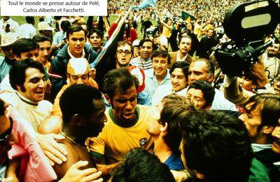 Coupe du Monde 1970 au Mexique, Tableau des récompenses.