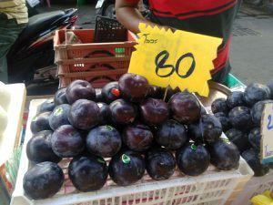 Fruits de saison (6) - ...quoique...