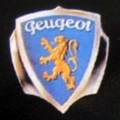 MAGNET PEUGEOT 403 BERLINE - car-collector.net