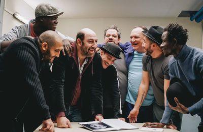 UN TRIOMPHE avec Kad Merad, Marina Hands, Pierre Lottin, Laurent Stocker au Cinéma le 23 Décembre