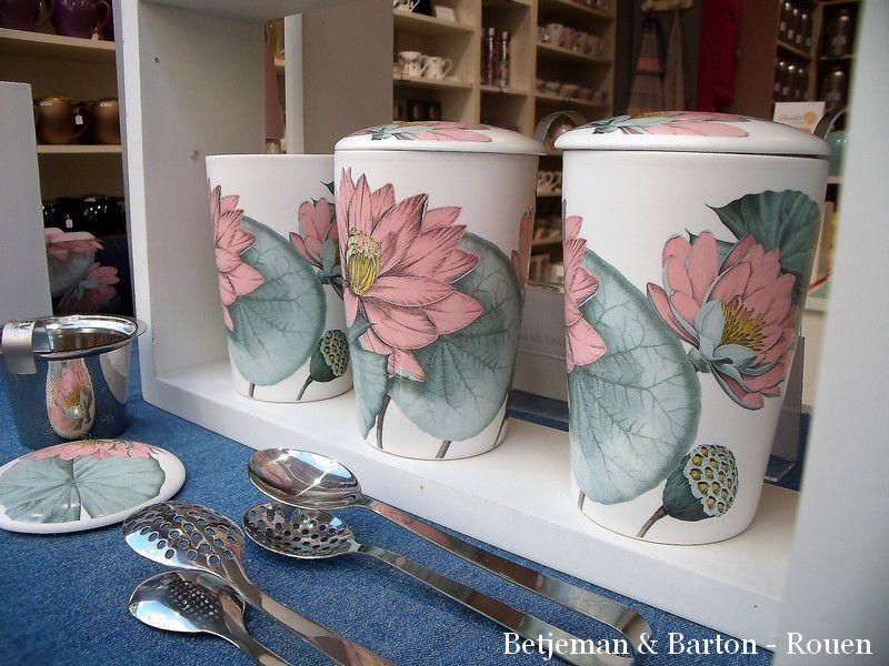 Collection Fleur de lotus