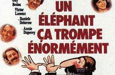 Un éléphant, ça trompe, ça trompe…