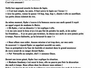 Pat' Patrouille : La Chasse aux oeufs [Dossier Lecture][Maternelle][Grande Section][CP]